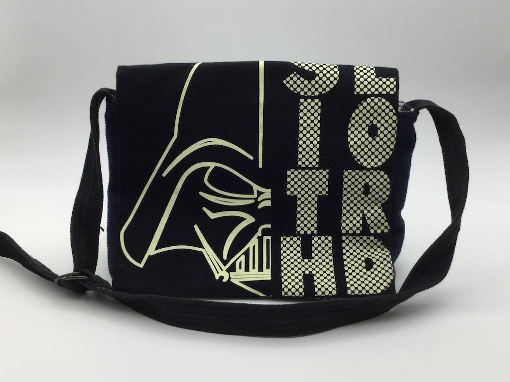 Sac Besace Tablette - Sith Lord