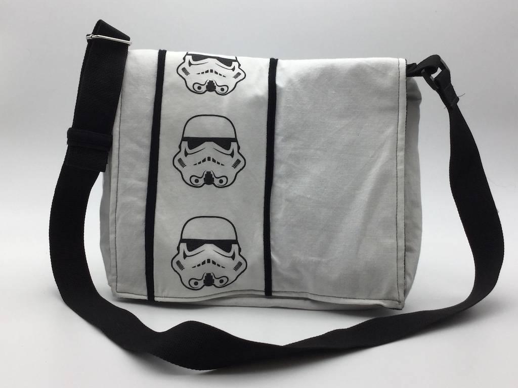 Sac Besace Tablette - Storm trooper